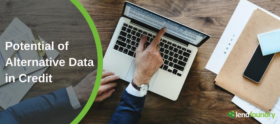Potential of Alternative Data in Credit